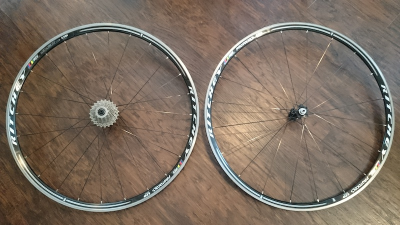 Tires North Vancouver >> Ritchey WCS Protocol LTD wheelset For Sale