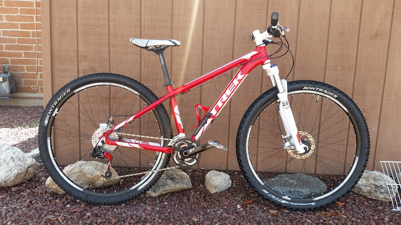 7b4bb717981 2012 Trek Cobia 15.5 with upgrades! 29er, Price drop! For Sale