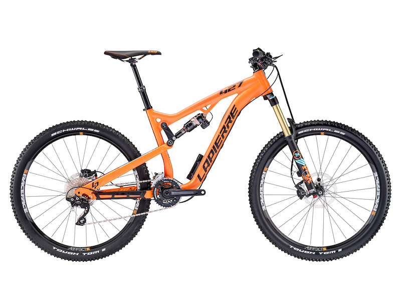 Lapierre Bikes Zesty AM 427 ei Shock 2016