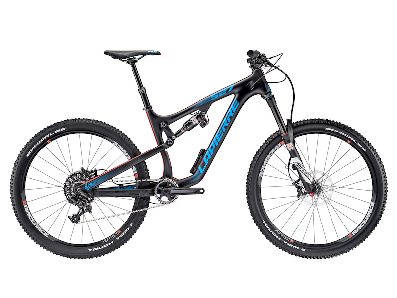 Lapierre Bikes Zesty AM 527 ei Shock 2016