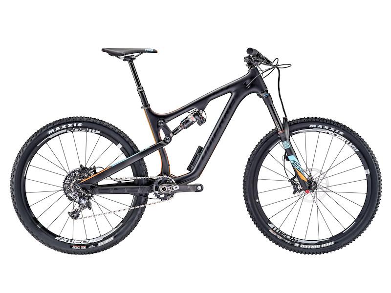 Lapierre Bikes Zesty AM 827 ei Shock 2016