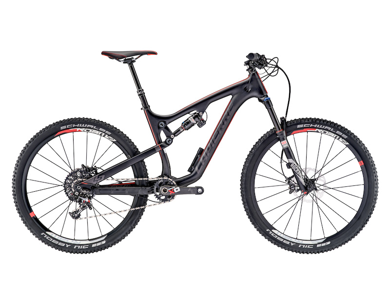 Lapierre Bikes Zesty XM 827 ei Shock 2016