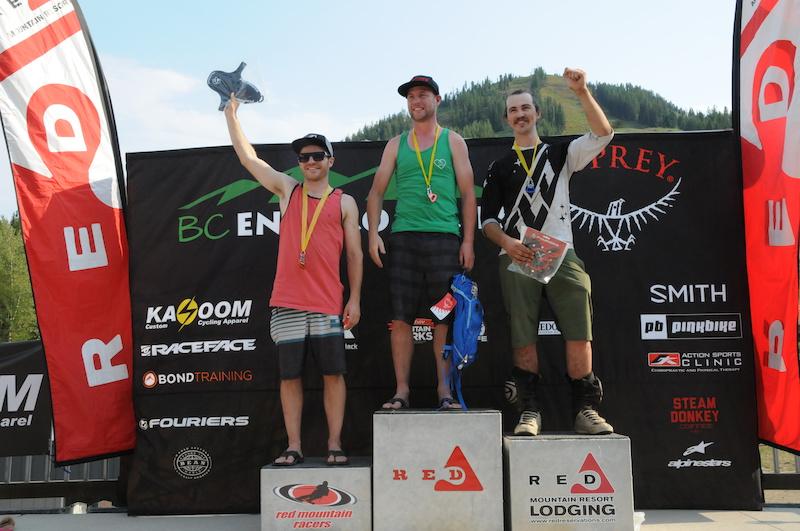 Osprey BC Enduro Series - Rubberhead Rossland BC