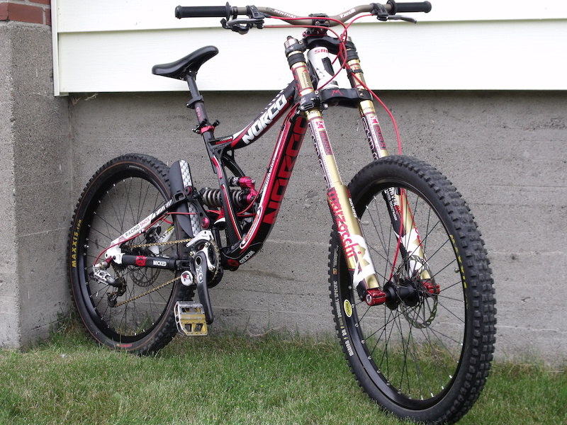 db5ac6b8835 Norco Team DH/DH/Aline//Atomik 2010/2011 owners thread - Page 24 - Pinkbike  Forum