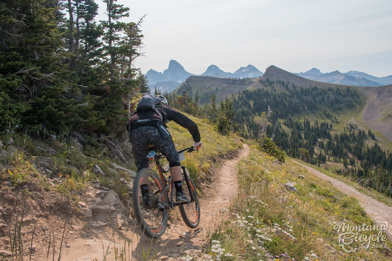 The Grand Enduro at Grand Targhee Resort Presented by Habitat and the Montana Bicycle Guild