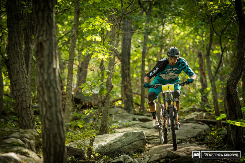 2014 King of the Mountain Enduro Photo Matt Delorme