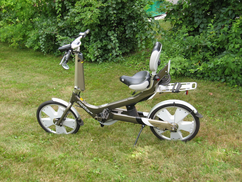2008 Recumbent Bike Giant Revive Dx For Sale