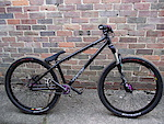 2014 Dartmoor Custom MTB - Swap