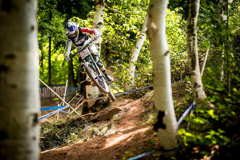 UCI MTB World Cup at Windham New York. By Sven Martin