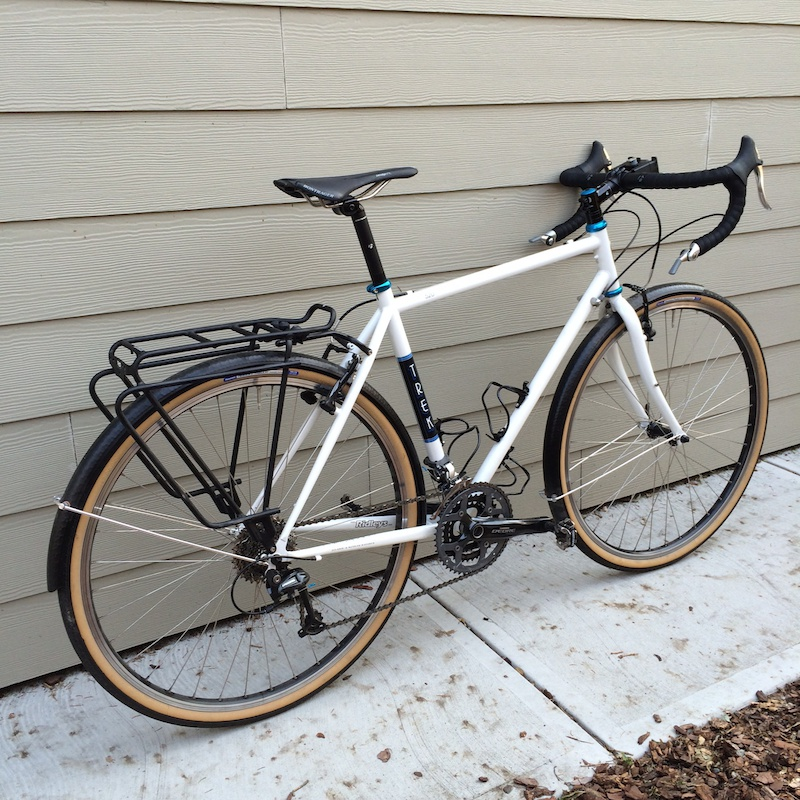 2014 Trek 520 Touring Bike 57cm With Upgrades For Sale