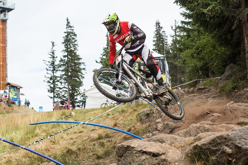Race Recap iXS EDC Round Four - Spicak