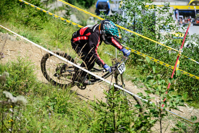 Part 2 of the family train WIDHALM Lorenz AUT being slower than his brother this weekend.