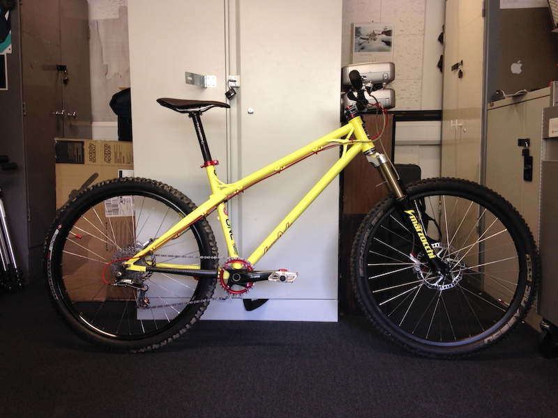 The Sexiest AM/FR/Enduro Hardtail Thread (Please read the opening