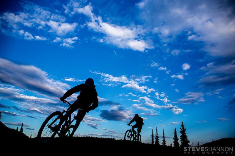 Trail Update Monashee Provincial Park - New Alpine Singletrack