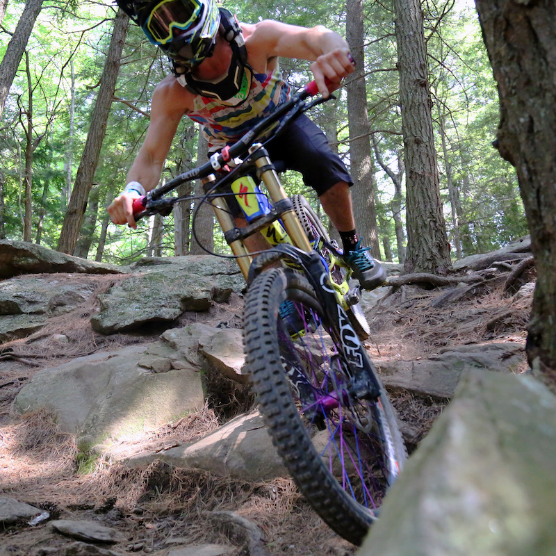 Amateur Cooperative and Highland Mountain Bike Park - Raising Money for the Wings For Life Foundation