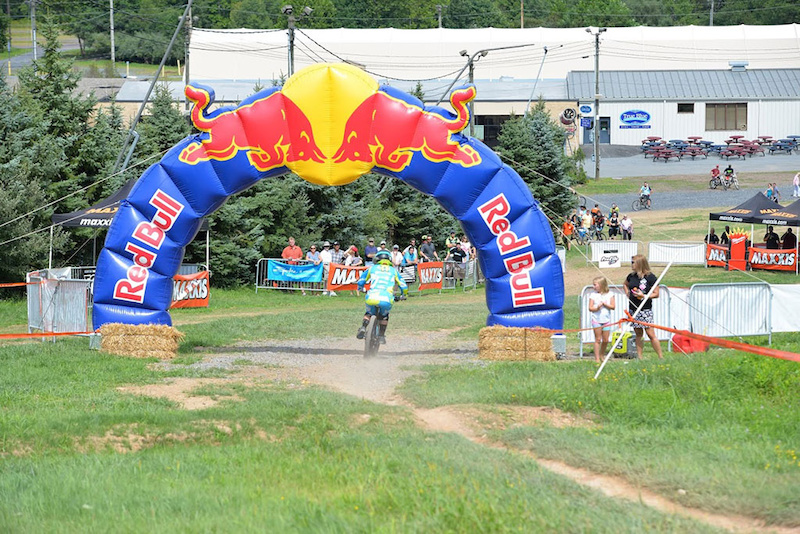 Race Recap and Video Maxxis Gravity East Series - Blue Mountain