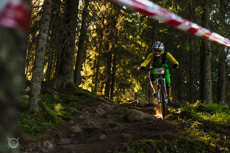 Race Report Finnish Santa Cruz Enduro Series 2015 - Tahko