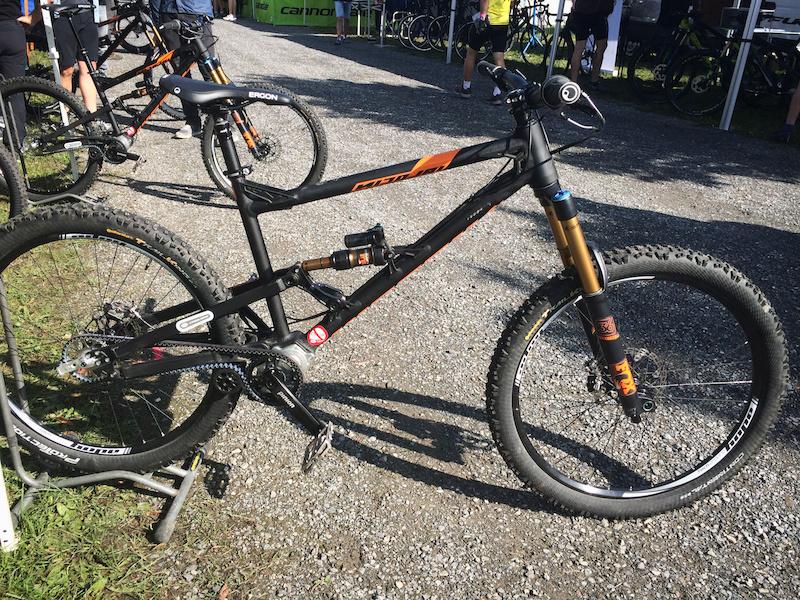 New Bikes and Prototypes - Eurobike 2015