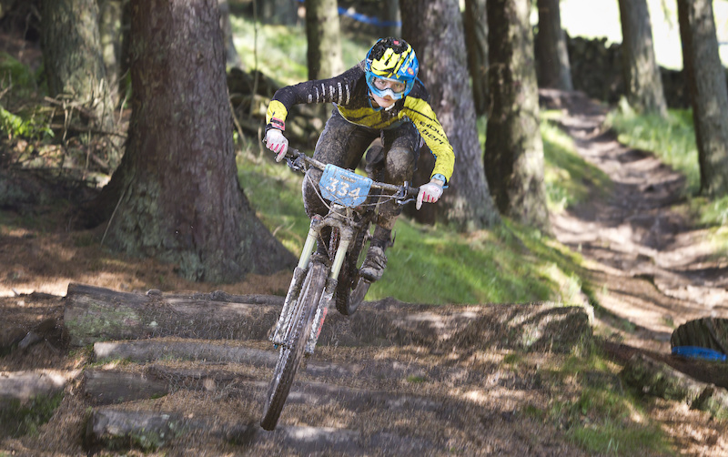 Whyte Enduro Scottish Championship
