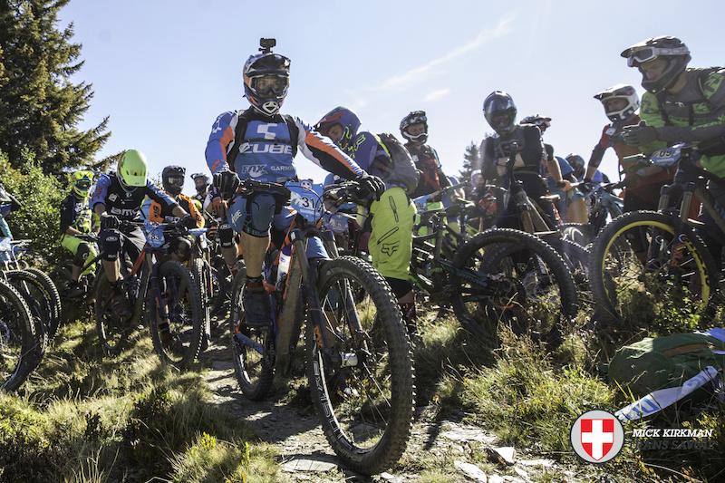 Trans-Savoie 2015 - Day Six Race Action images