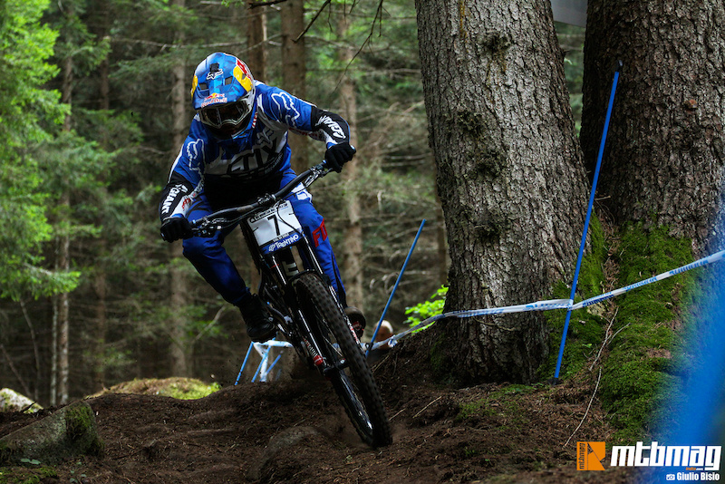 Last round of WC DH 2015