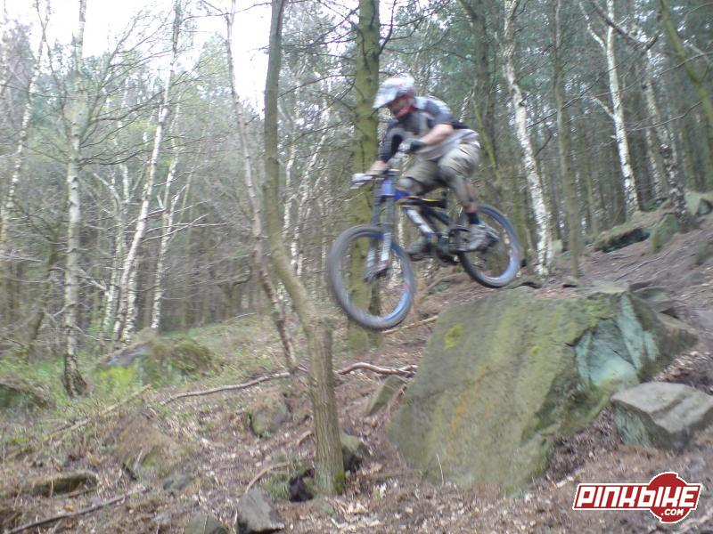 DROP ON NEW TRACK, WHARNCLIFFE