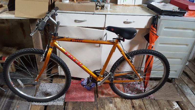Trek 800 Sport Mountain Bike For Sale