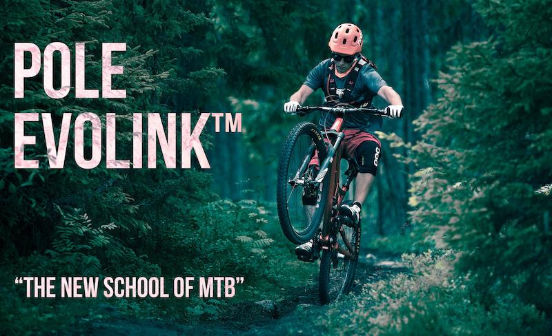 Pole Presents The New School Of MTB
