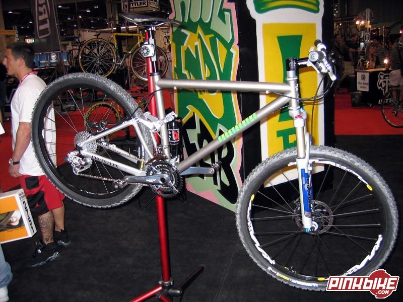 IF new FS bike