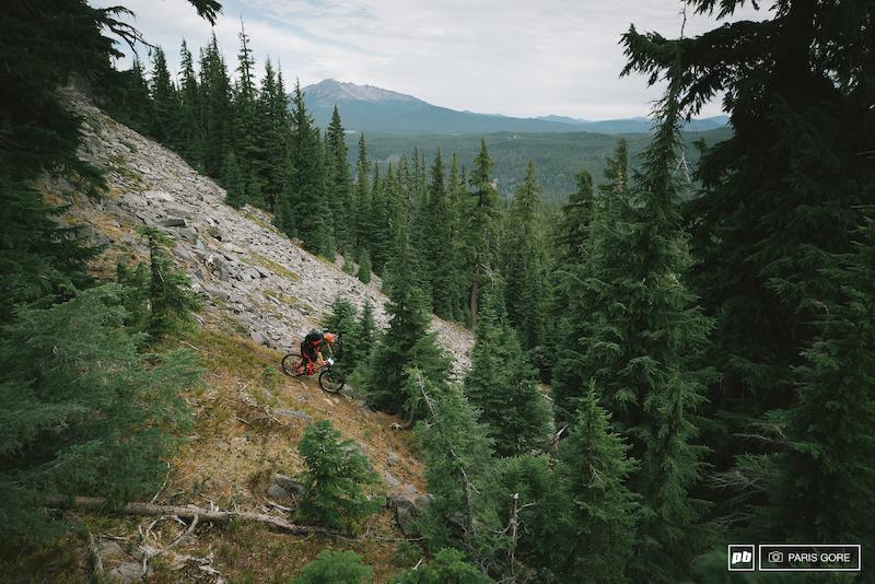 Trans Cascadia Day One