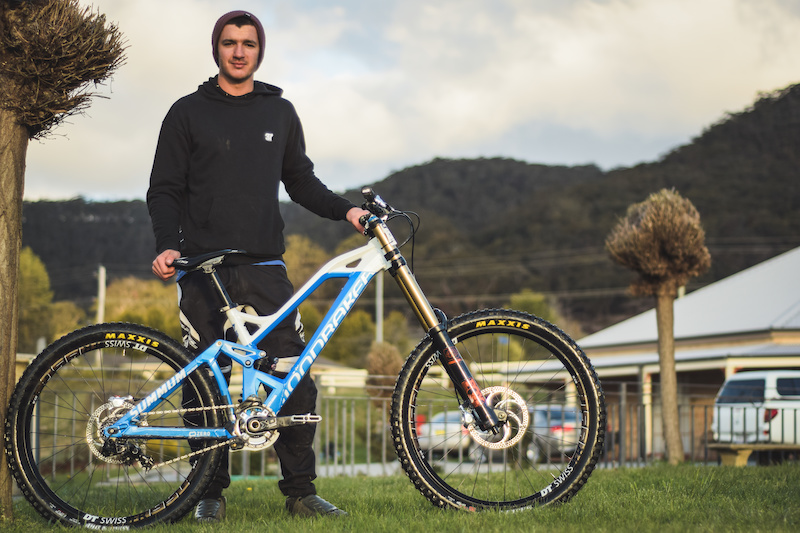 Race Report and Video Mondraker Australia - NSW Downhill 2015 Lithgow