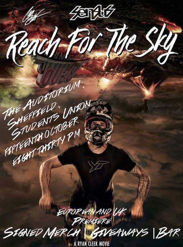 UK European Premier of Reach For the Sky