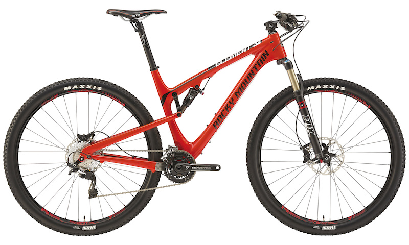 2015 Rocky Mountain Element 970 Rsl Demo For Sale