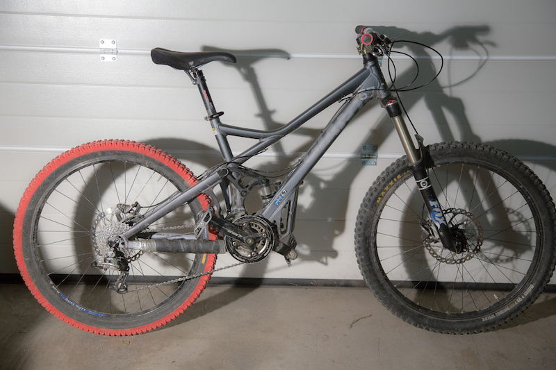 2008 Giant Reign X1