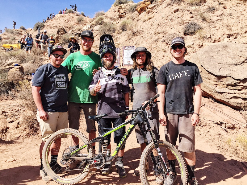 Qualifying Results - Red Bull Rampage 2015 - Pinkbike