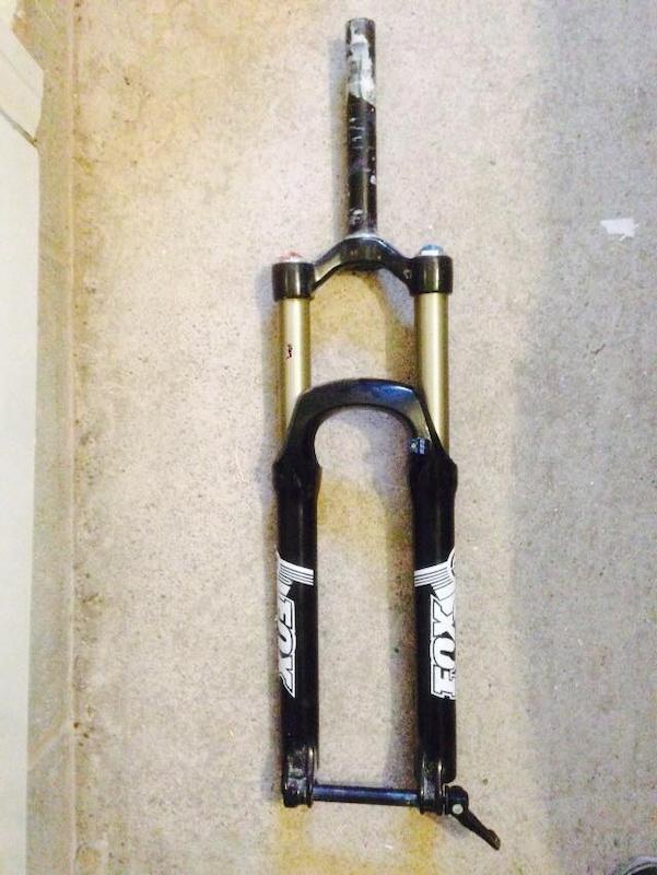 0 Fox 32 150mm 15mm axle
