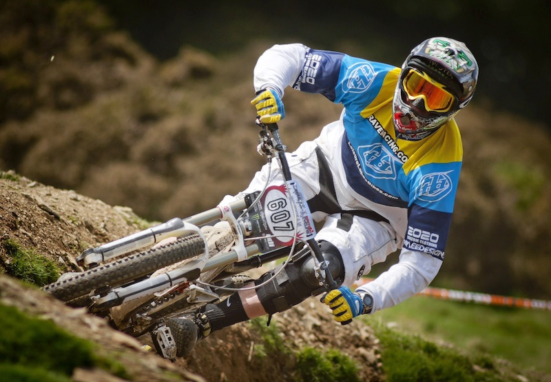 Borderline DH Moelfre - Midland Championships 2015