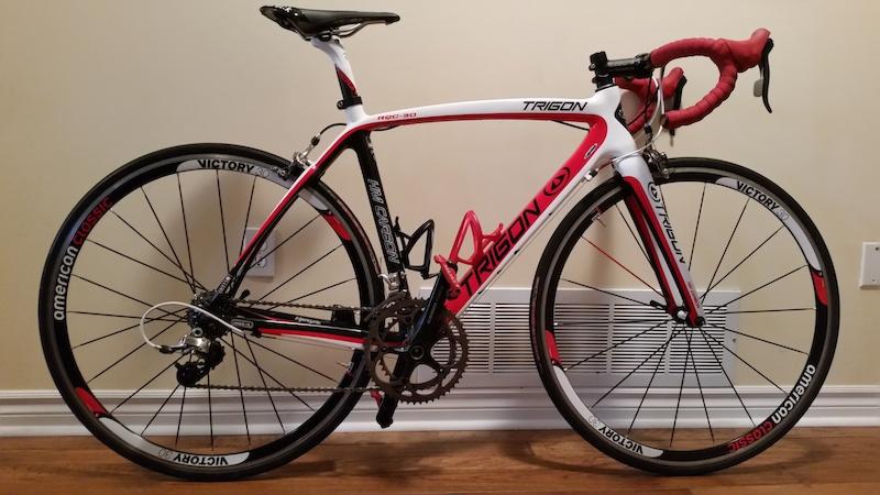 Trigon Rqc 30 Road Bike 52cm For Sale