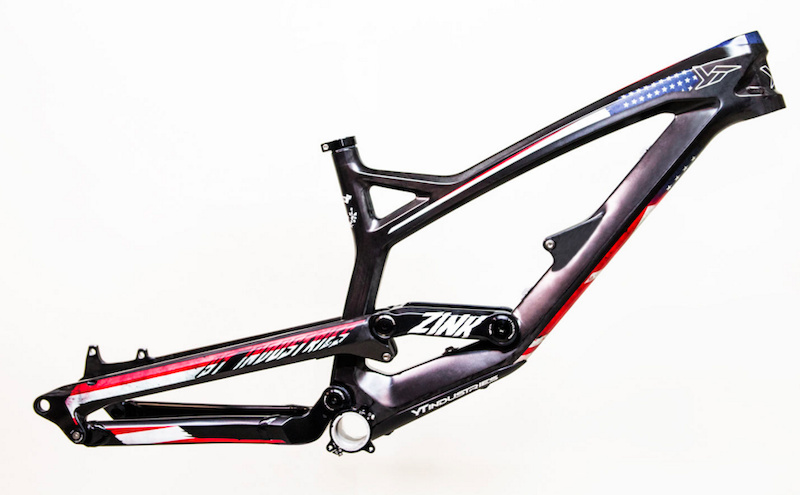 weRideForPaul: YT Industries to Auction off Rampage Signature Frames ...