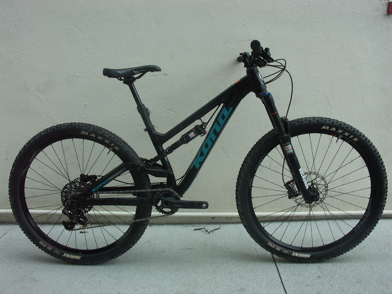 2015 Kona Process 134 Se For Sale