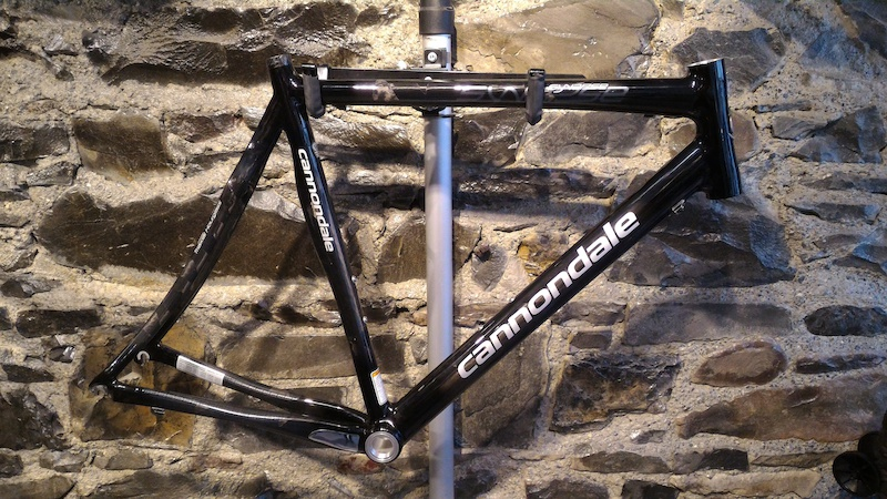 2009 Cannondale Synapse Carbon Frame For Sale
