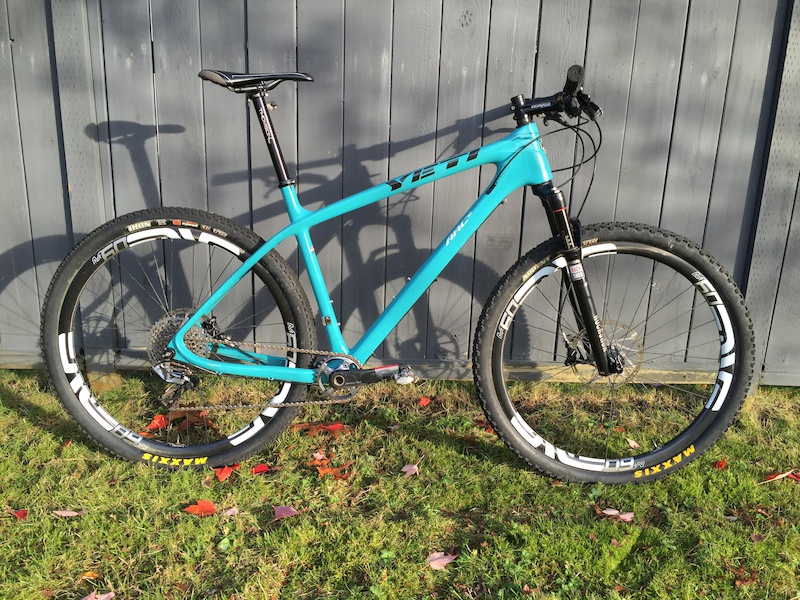 2015 Yeti Arc Carbon Price Reduced For Sale