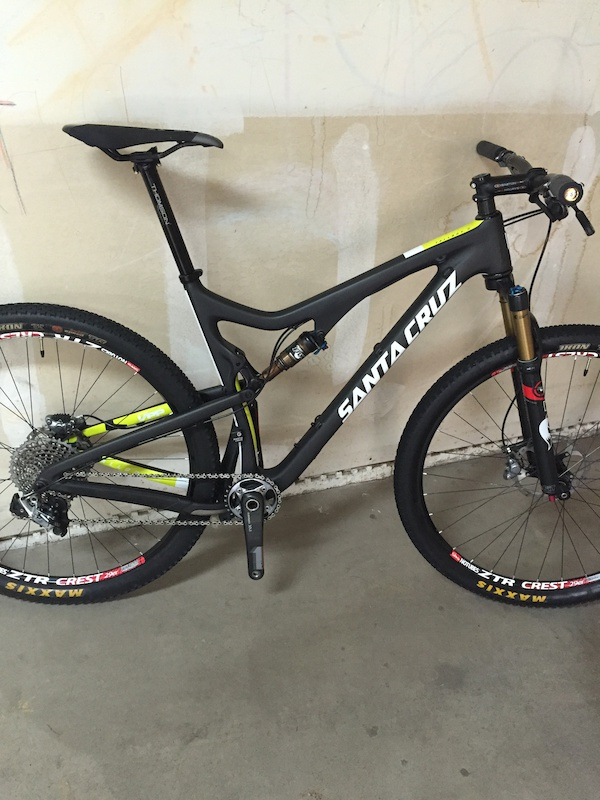 2015 Santa Cruz Tallboy Carbon 29er Xl W Xx1 Xtr For Sale