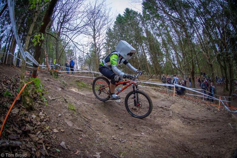 Tidworth Freeride - Hooper Hooner Downhill 2015
