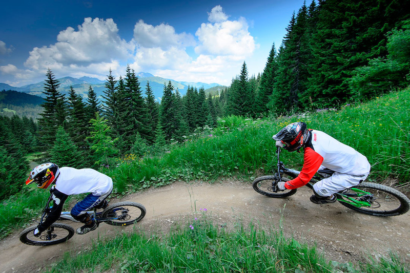 Crankworx is coming to Les Gets France