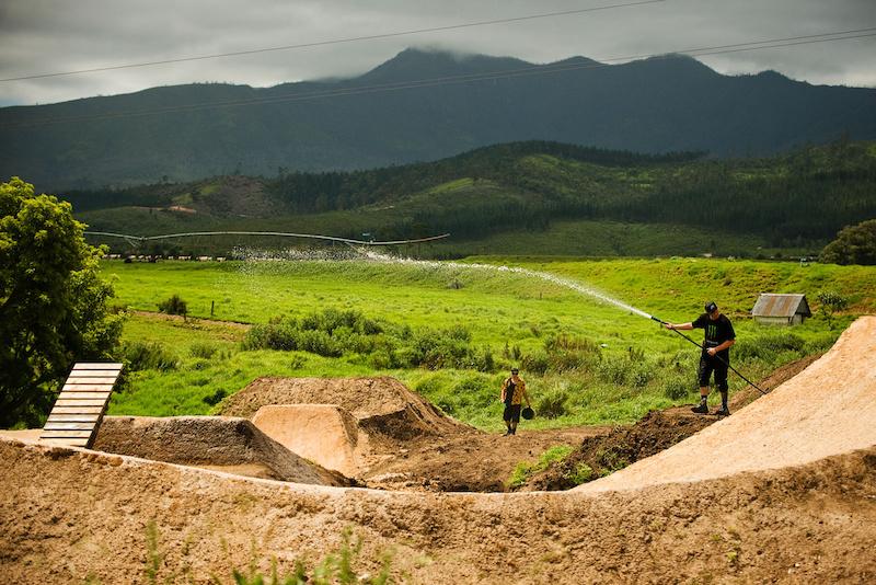 trail prep