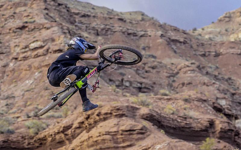 Beyond Rampage - Utah Photo by Adam Kovar