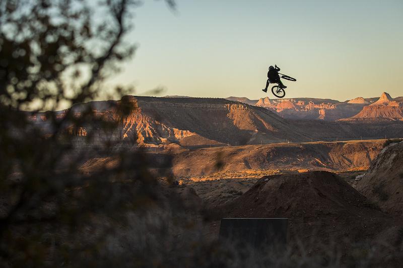 Beyond Rampage - Utah Photo by Boris Beyer