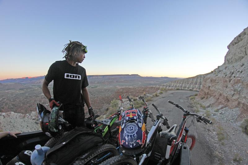 Beyond Rampage - Utah