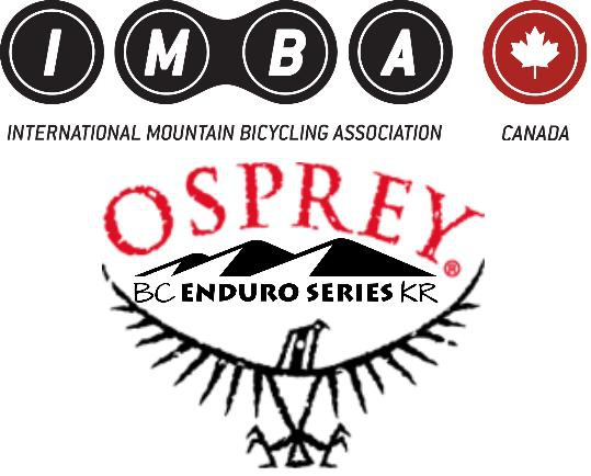 Osprey Packs BC Enduro Series Partners with IMBA Canada for 2016